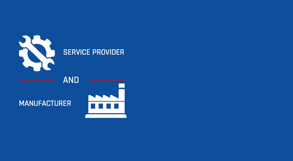 Service Provider & Manufacturer