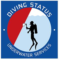 Diving Status Retina Logo